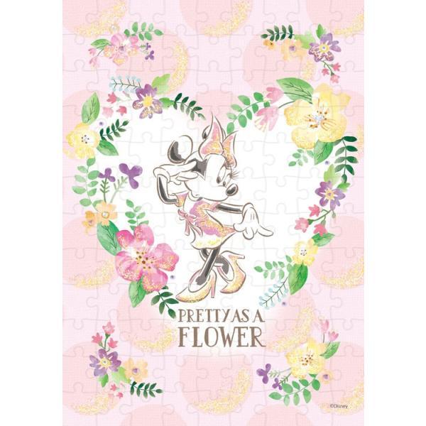 ジグソーパズル EPO-72-006 ディズニー Minnie Mouse(ミニーマウス) -baby pink- (ミッキー&フレンズ) 108ピース