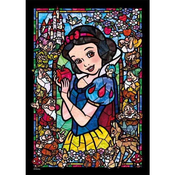 ステンドアートジグソーパズル TEN-DSG266-957 ディズニー 白雪姫 ステンドグラス(白雪姫) 266ピース
