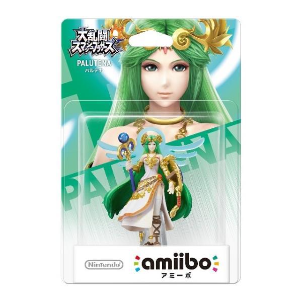 WiiU・New3DS用amiibo パルテナ(大乱闘スマッシュブラザーズ) 任天堂(NVL-C-AABH)の画像