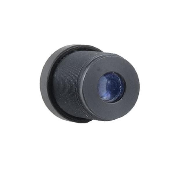 uxcell 単焦点レンズ CCTVレンズ  マニュアル アイリス CCTV カメラ対応  6mm焦点
