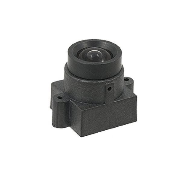 uxcell ボードレンズ キャップ付 CCTVカメラ対応 6mm F2.0