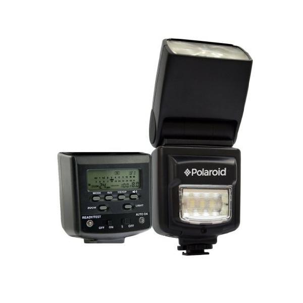 ポラロイド PL160D ホットシューマウント TTL パワーズーム「デユア」フラッシュ, LED ...L, *ist DS, *ist DS2