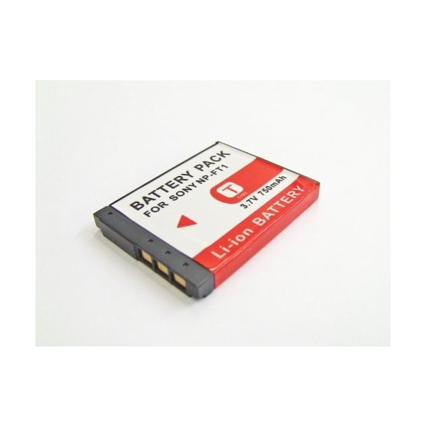 【バッテリー 単品】 SONY NP-FT1 互換バッテリー Cyber-shot DSC-T11 ... DSC-T33 DSC-M1 等 対応