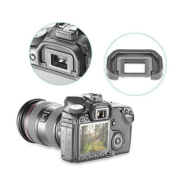 NEEWER アイカップ ファインダーアクセサリー Canon EOS 10D, EOS 20D, ... Mark II に対応 【並行輸入品】