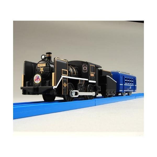 プラレール S-38 C56 160号機SL北びわこ号 電車のおもちゃ 3歳 4歳 5歳 鉄道玩具 男の子プレゼント 誕生日プレゼント 蒸気機関車 SL 客車 タカラトミー