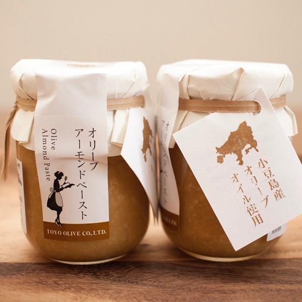 小豆島東洋オリーブ オリーブアーモンドペースト90g あすつく|toyo-olive|04