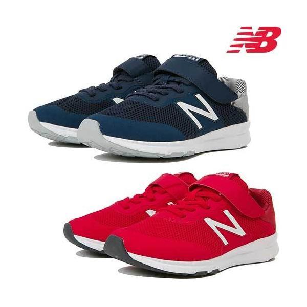 NewBalance/ニューバランス/PREMUS Y/NV/RD/17-22.5cm