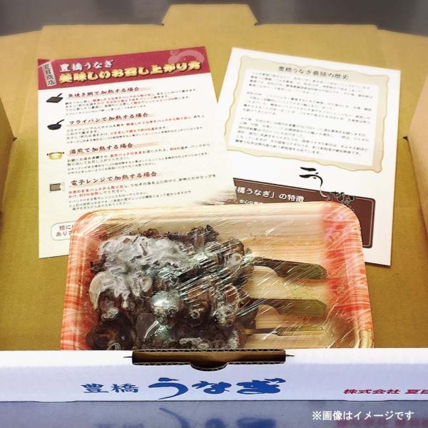 うなぎ 肝蒲焼き串打ち 約35g×5本入|toyohashiunagi|05