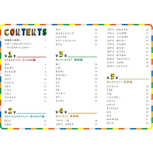 構成力が身につくはじめてのパターンブロックタスクカード|toyokan|03