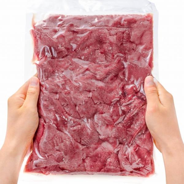 牛たん 牛タン 厚切り 合計 2kg 1kg×2パック 業務用 カット済み 厚切り牛タン たん塩 仙台名物 焼肉 鉄板焼き ステーキ BBQ ギフト|toyosushijou|16