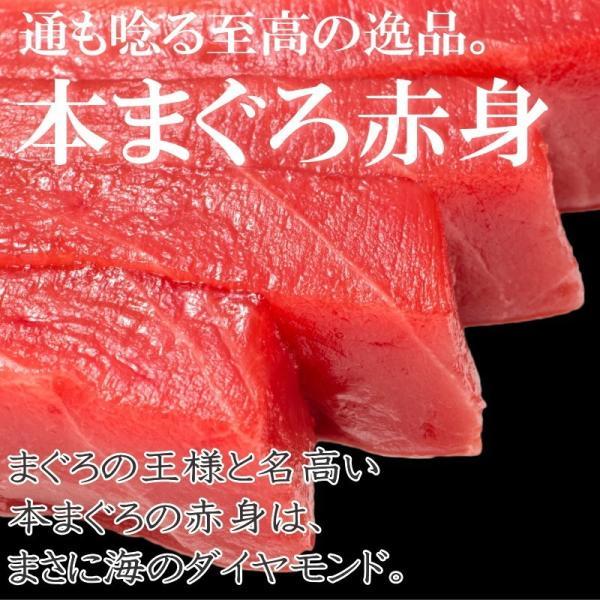 (マグロ まぐろ 鮪) 本まぐろ 赤身 200g (本マグロ 本鮪 刺身) toyosushijou 06
