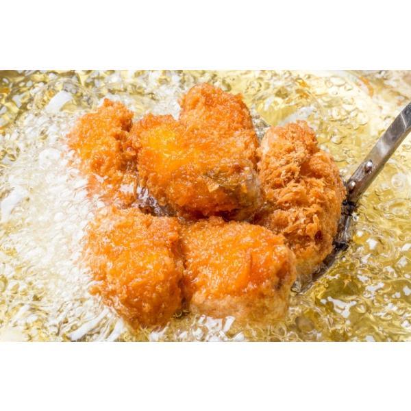 カキフライ 手造りカキフライ(20個)500g(牡蠣 かき) toyosushijou 08