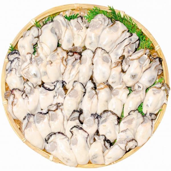 生牡蠣 1kg 生食用カキ(冷凍時1kg 解凍後850g 冷凍むき身牡蠣 生食用)|toyosushijou|02