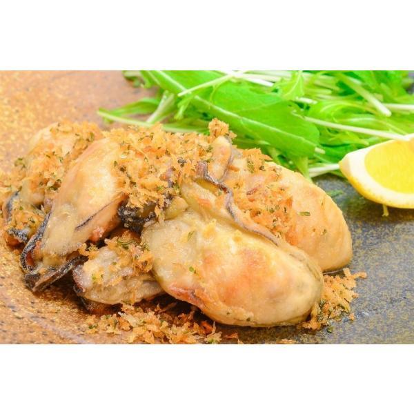 生牡蠣 1kg 生食用カキ(冷凍時1kg 解凍後850g 冷凍むき身牡蠣 生食用)|toyosushijou|15