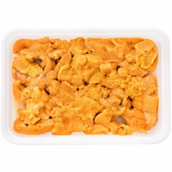 生ウニ 生うに 冷凍 無添加 天然 1kg 100g×10パック(ウニ うに 雲丹)|toyosushijou|19