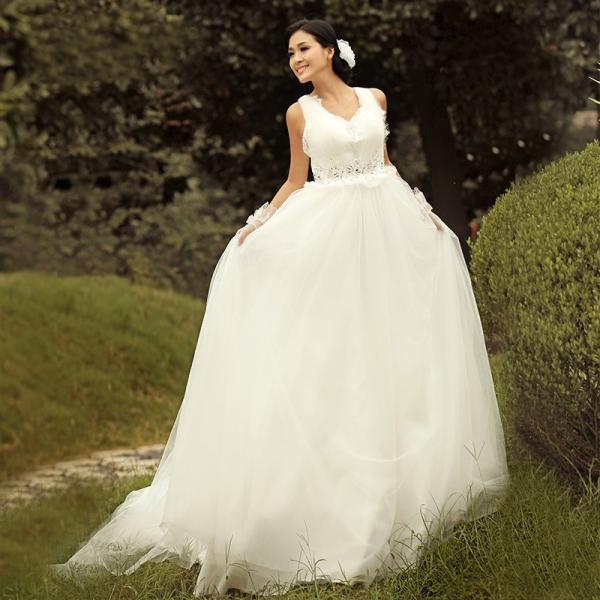 88bc08f232a ウエディングドレス マタニティドレス エンパイア 安い 二次会 ウェディングドレス 結婚式 ボレロ 花嫁 ブライダル ロングドレス ...