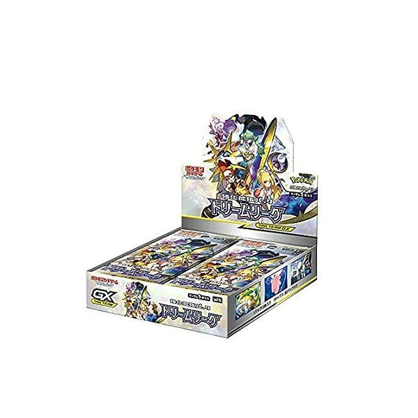 ポケモンカードゲームサン&ムーン 強化拡張パック ドリームリーグ [BOX]