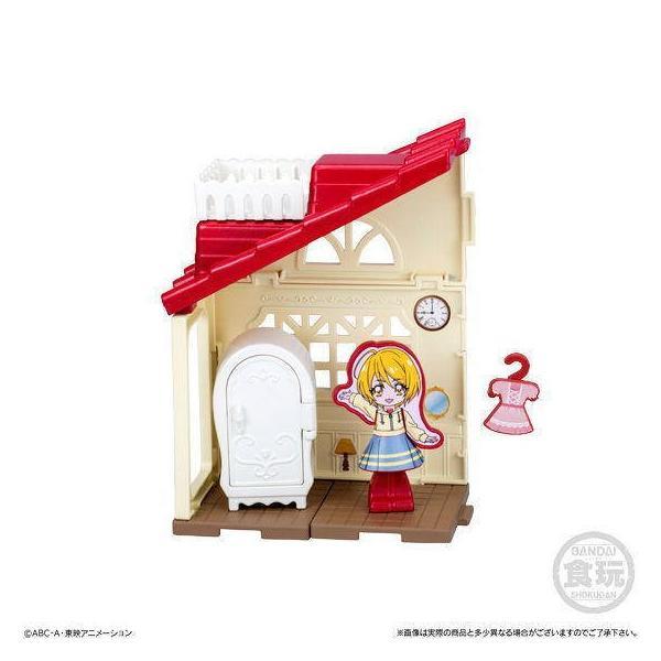 HUGっと!プリキュア ぷりきゅ〜とタウン 3階建てのおうち [3.ほまれとクローゼット]【 ネコポス不可 】