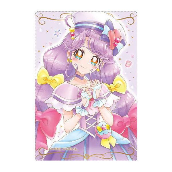 プリキュアカードウエハース3 [2.キュアコーラル(N)]【ネコポス配送対応】【C】※カードのみ。