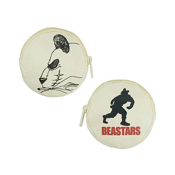 BEASTARS ビースターズ ミニポーチ [4.ゴウヒン]【ネコポス配送対応】