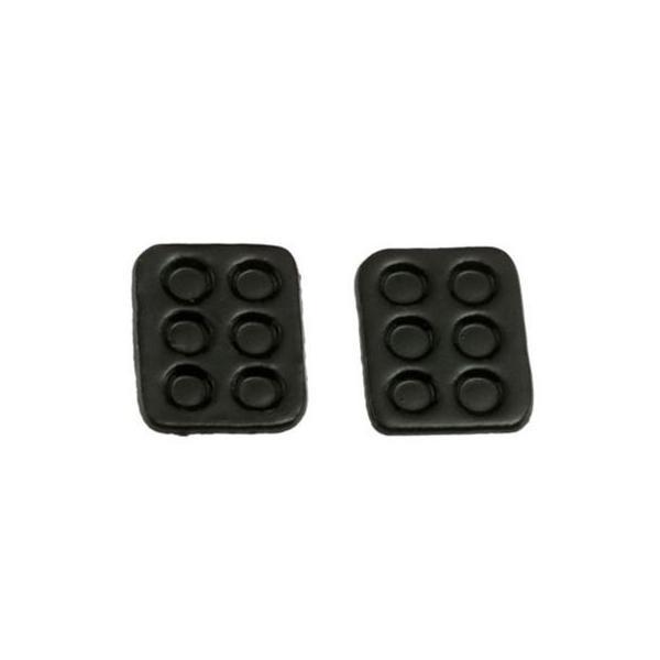 ミニチュア雑貨 黒のマフィントレイ 2枚セット [IM65533] [m-s]●【 ネコポス不可 】