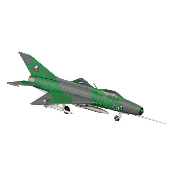1/144 ウイングキットコレクション VS13 MiG-21F-13 MiG-21FR チェコスロバキア人民空軍 第5戦闘機航空連隊