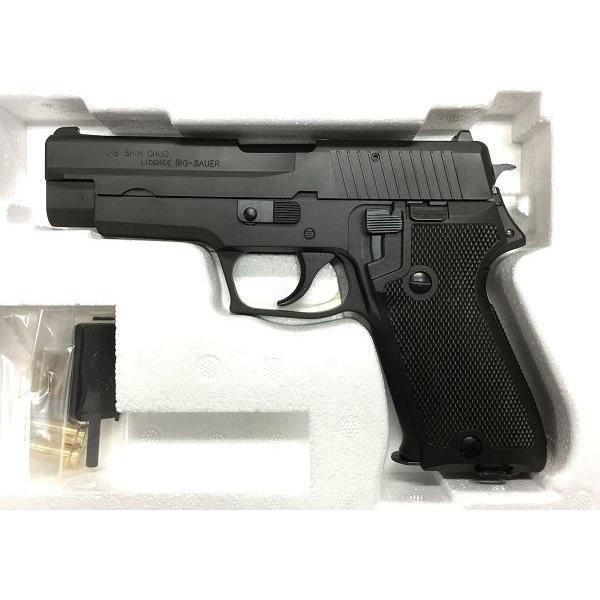 発火式モデルガン>SIG P220 航空自衛隊 9mm拳銃 (Evolution/HW ...