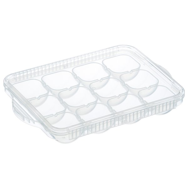 ベビーザらス限定 離乳食冷凍小分け保存トレー 15ml×12個入