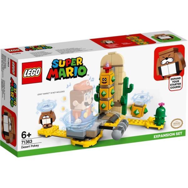 オンライン 価格 レゴスーパーマリオ71363サンボのさばくチャレンジ