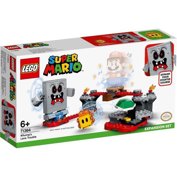 レゴスーパーマリオ71364バッタンのマグマチャレンジ