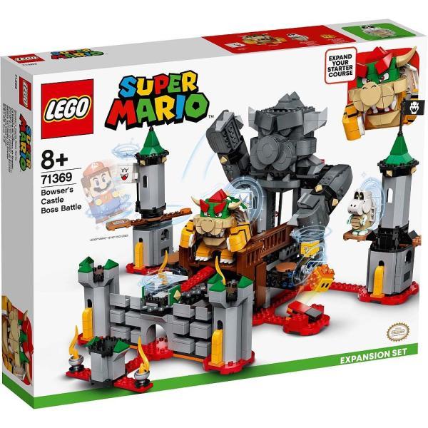 レゴスーパーマリオ71369けっせんクッパ城 チャレンジ