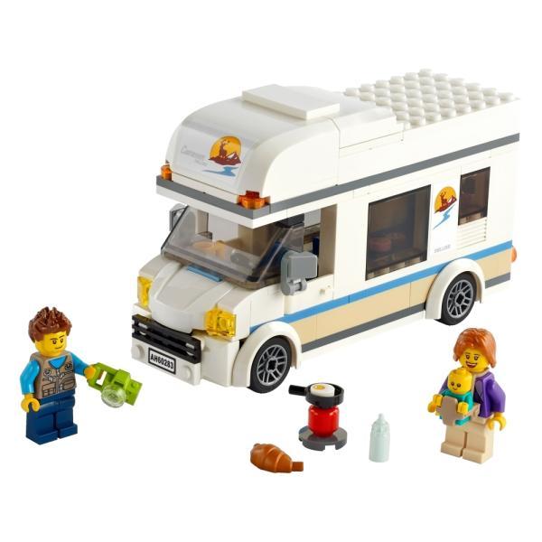 レゴシティ60283ホリデーキャンピングカー