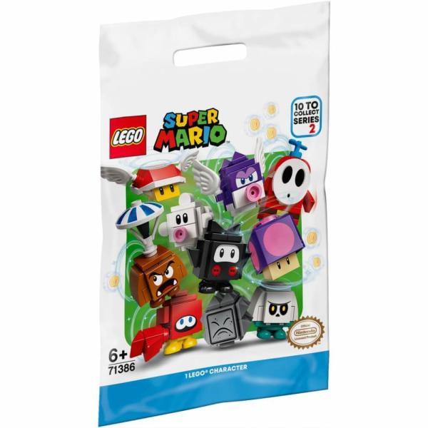 レゴスーパーマリオ71386キャラクターパックシリーズ2