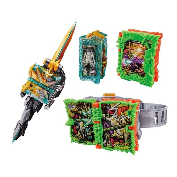 仮面ライダーセイバー変身ベルトDX仮面ライダー最光エックスソードマン完全なりきりセット