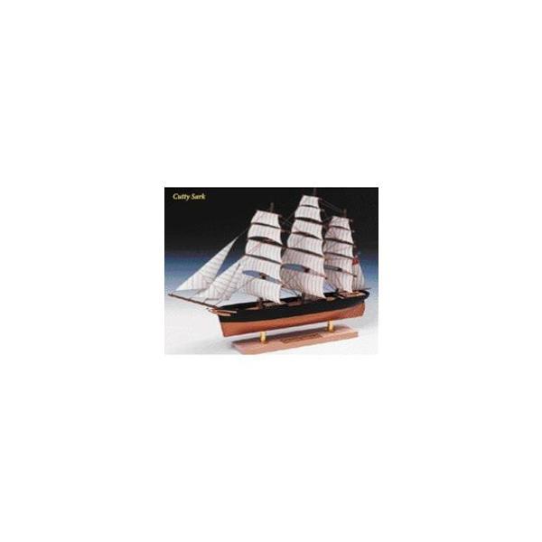 ウッディジョー 木製帆船模型 ミニ帆船 No.1 カティサーク