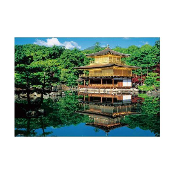 ジグソーパズル 1000マイクロピース 美の風景 金閣寺 M81-835