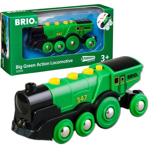 ビッググリーンアクション機関車 33593