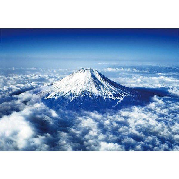 ジグソーパズル 1000ピース 世界遺産 富士山 空撮 51-188