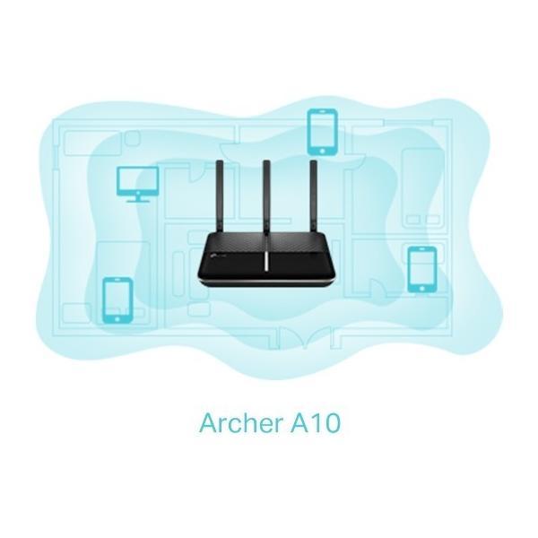 【緊急入荷】WiFiルーター 無線lanルーター 1733+800Mbps バッファロー無線Lanルータ 対抗商品TP-Link  Archer A10ギガビット【ヤフーショッピング1位】|tplink|05