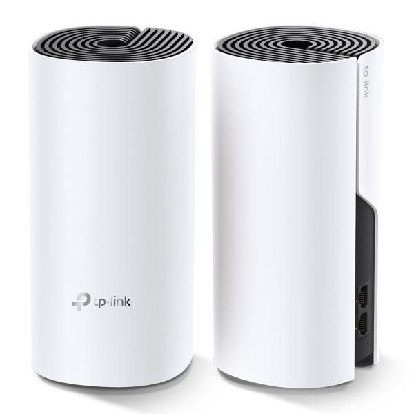 【コスパ絶好】WiFiルーター 無線LANルーター 次世代向けメッシュネットワークシステム 無線ルータ11ac/n Wi-FiシステムTP-Link  Deco M4 2ユニット tplink 02