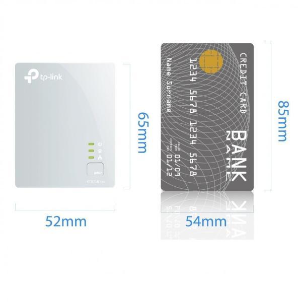 有線インターネットの範囲をパワーラインで拡張 AV600 PLCスターターキット TL-PA4010 KIT 日本総務省指定商品(2個セット) 再入荷済み|tplink|05