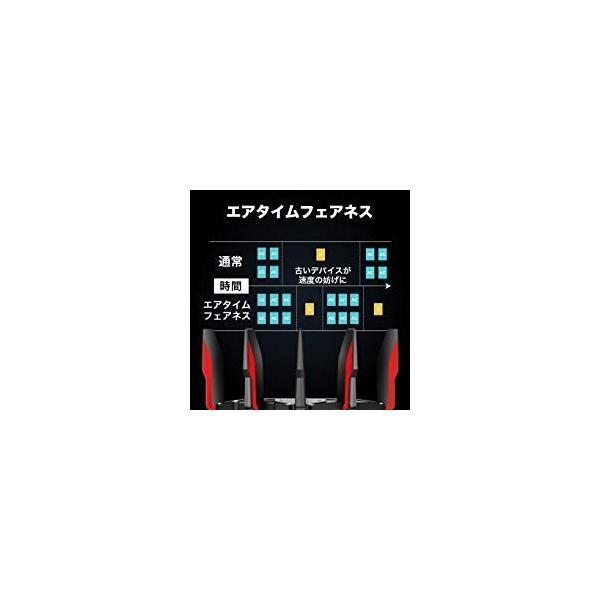 無線LANルーター ゲーミング無線ルーター WIFIルーター MU-MIMO トライバンド 5400Mbps 最高のスピード Archer C5400X|tplink|11