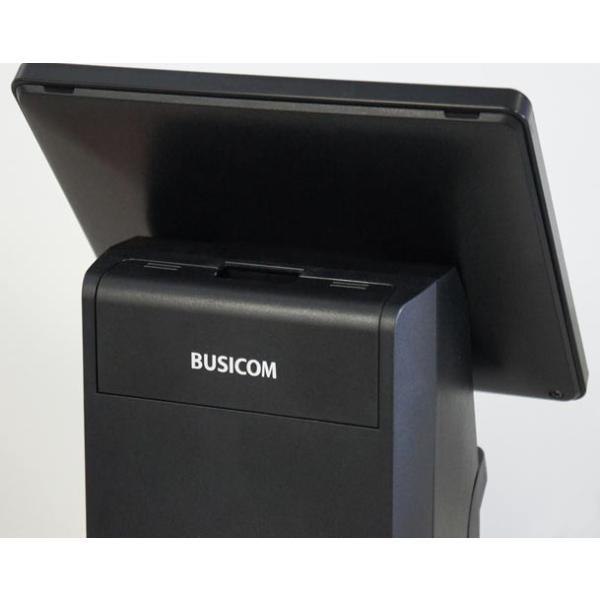 即納可オールインワン小型POSターミナル BUSICOM Seav-10プリンタ内蔵 (9.7