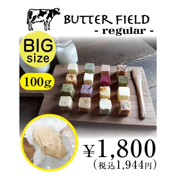 <お徳用100g>老舗旅館「川島旅館」が作る<100%北海道素材>バターフィールド(レギュラータイプ)