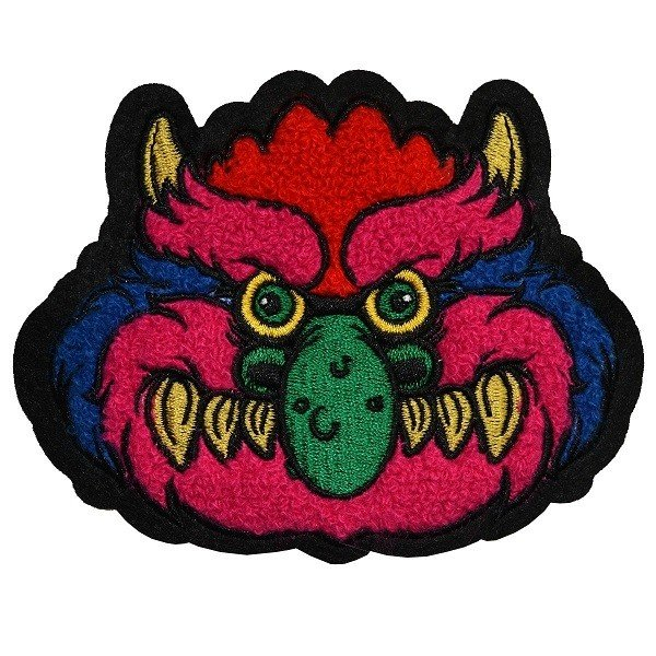 MY PET MONSTER Chenille ワッペン