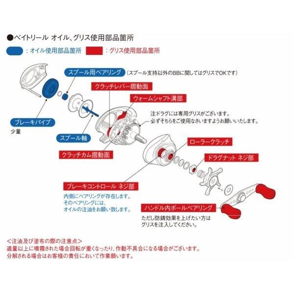 シマノ(SHIMANO)  リール メンテナンス スプレー 2本セット(オイル&グリース) SP-003H 890078