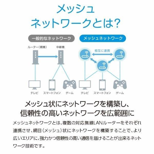 ASUS  WiFi 無線LAN ルーター RT-AC68U 11ac デュアルバンド AC1900 1300+600Mbps 最大18台 4LDK 3階建|trafstore|04
