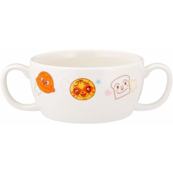 「 それいけ!アンパンマン 」 ブリオン(両手スープカップ) 230ml 子供用 食器 白 074305 trafstore 02