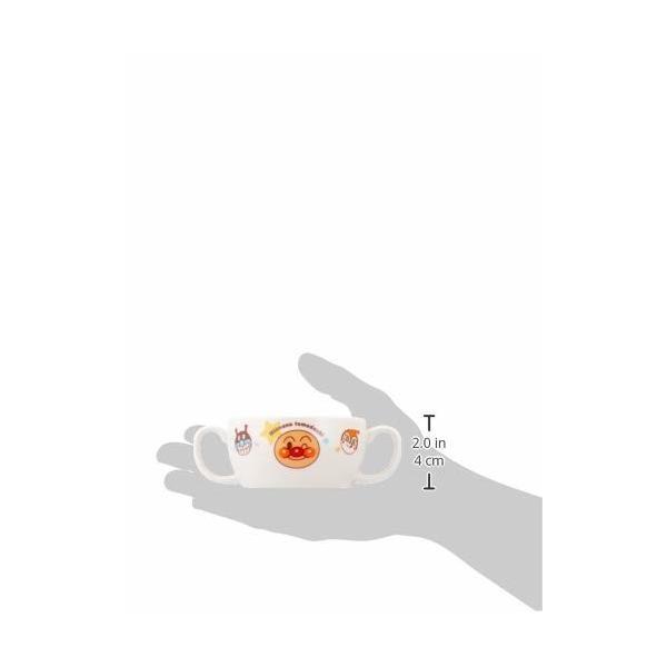 「 それいけ!アンパンマン 」 ブリオン(両手スープカップ) 230ml 子供用 食器 白 074305 trafstore 04