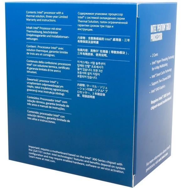 Intel CPU Pentium G5400 3.7GHz 4Mキャッシュ 2コア/4スレッド LGA1151 BX80684G5400|trafstore|04
